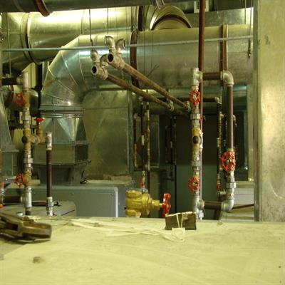 اجرای پروژه واحد صنعتی اردکان