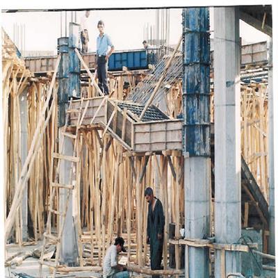 انجام کارهای ساختمانی و تاسیساتی پلی کلینیک شهید رجایی اهواز