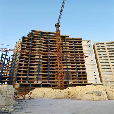 پروژه بلوک D مجتمع مسکونی رومای کیش